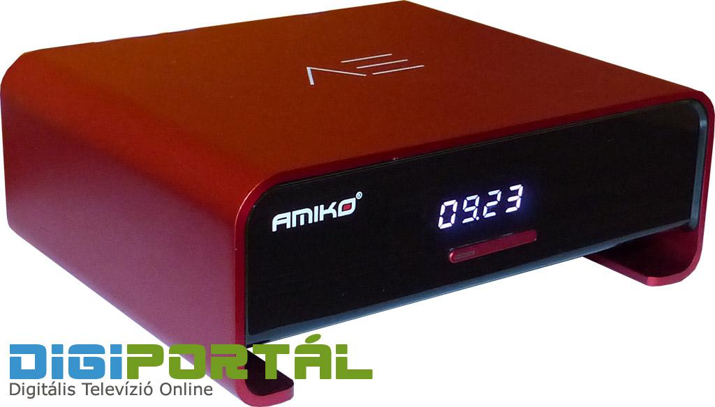 AMIKO A3 teszt – Az Androidos mindenes