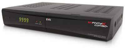 EVO ENFinity X Combo+ – Minden egyben vevő Enigma2 alapokon
