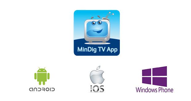 Megújult az Antenna Hungária MinDig TV Applikációja