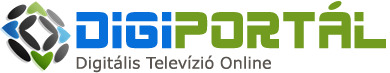 DigiPortál - Digitális Televízió Online
