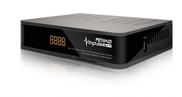 Amiko Impulse – A mini műholdvevő, némi extrával