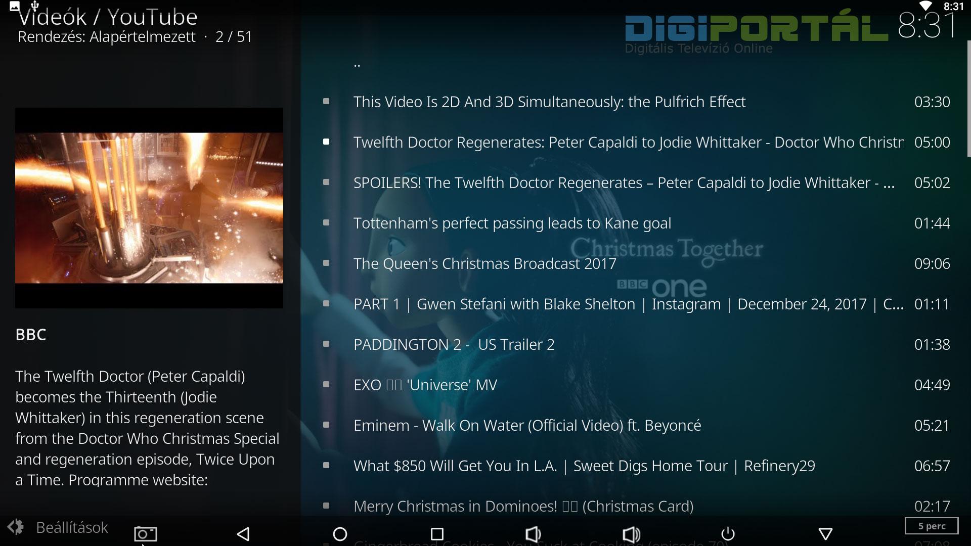 alfawise-h96-pro-plus-screen-14 – DigiPortál – Digitális Televízió ... b227567449