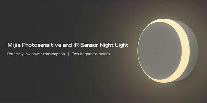 Xiaomi Mijia éjszakai fény mozgásérzékelővel és fényérzékelővel ... f480365817