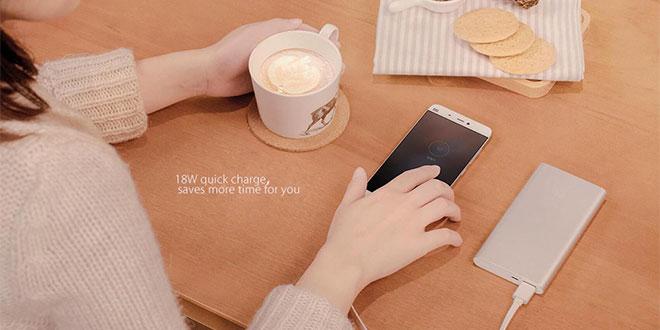 Xiaomi Ultra Thin 10000mah Mobile Power Bank 2