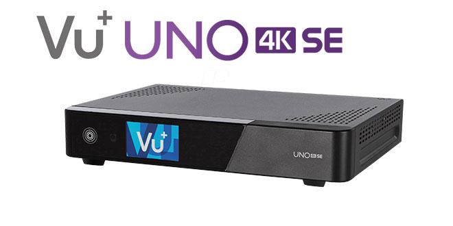 VU+ UNO 4K SE teszt – A legújabb funkciókkal felvértezett műholdvevő