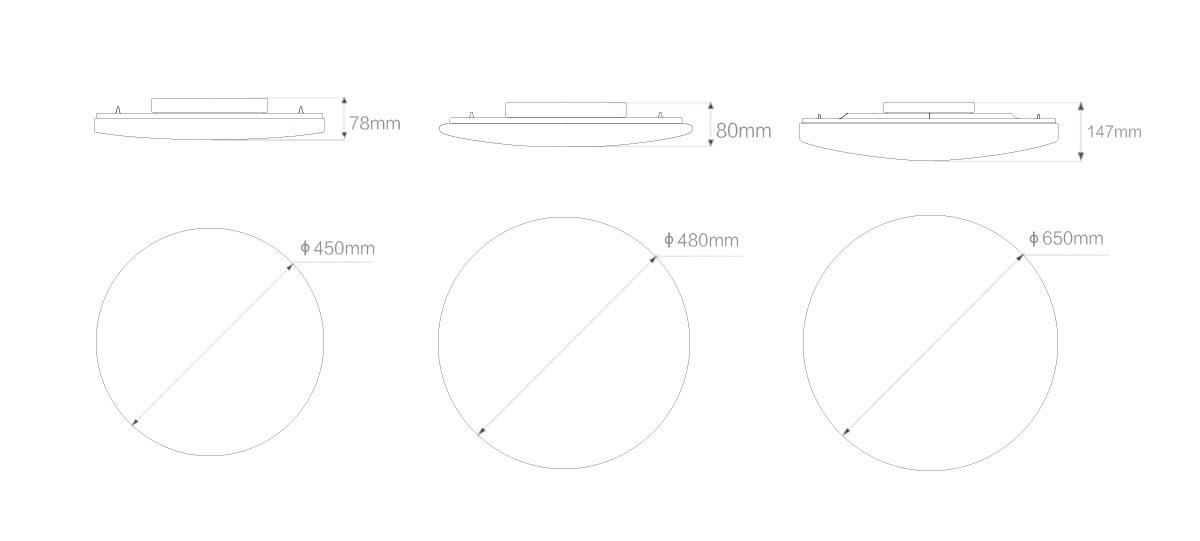 Xiaomi-Yeelight-JIAOYUE-LED-Ceiling-Light-mennyezeti-lampa-01 ... 218efdb1e2
