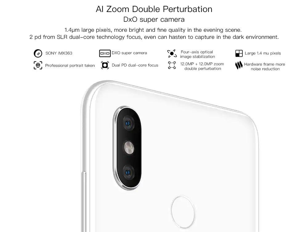 Xiaomi Mi 8 4G Phablet – A megfizethető zászlóshajó  ce59246e28