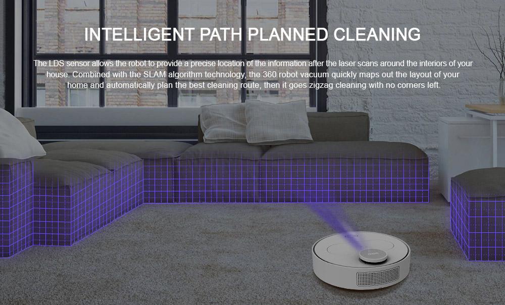360 S6 robotporszívó – intelligens, okos és most nagyon jó