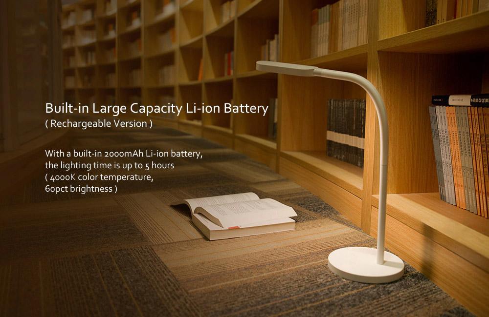 Yeelight YLTD01YL asztali LED lámpa érintésérzékeny vezérléssel ... 12ad7d847a