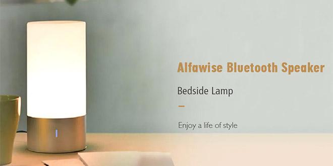 Alfawise WL32 színes éjjeli lámpa 3f09126116