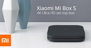 Xiaomi Mi Box S Android Set-tob-box