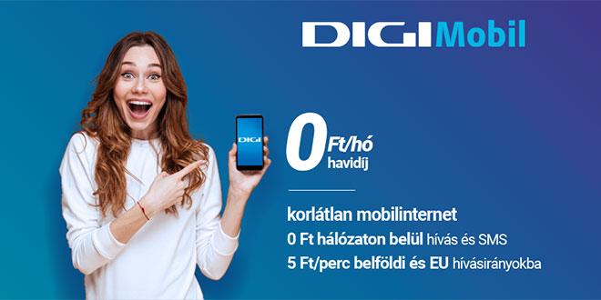 Kipróbáltuk a Digi Mobil szolgáltatását – Megérkezett