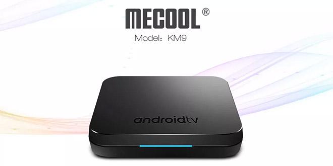 Mecool KM9 Android TV Box teszt – TV okosítás felsőfokon