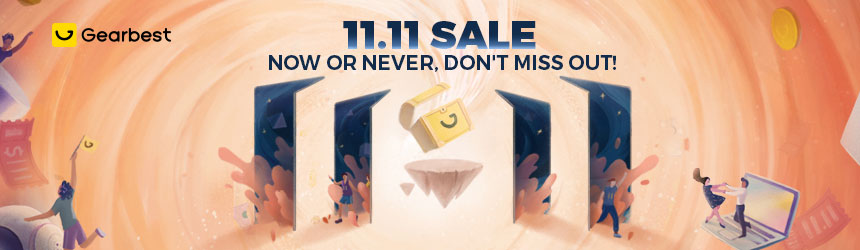 Gearbest 11.11. akciók
