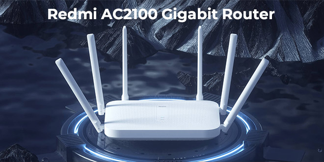 Redmi AC2100 gigabit router bemutató – Nagy lefedettség olcsó áron