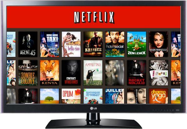 Netflix a TV készüléken TV box használatával