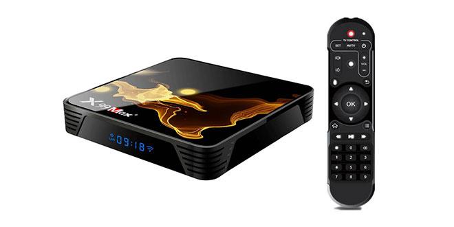 X99 Max Plus Android Tv Box