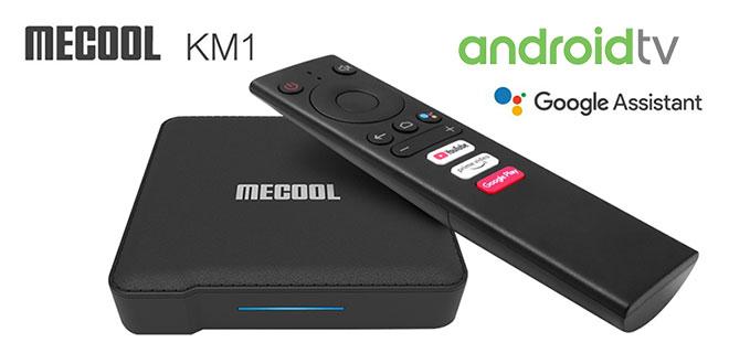 Mecool KM1 TV Box teszt – Android TV újratöltve – Google tanúsítvány bezsebelve