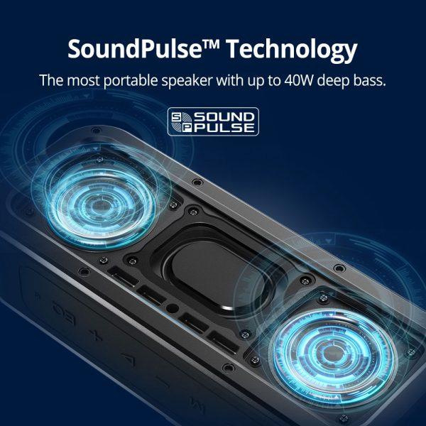 Kitűnő Bluetooth hangzás