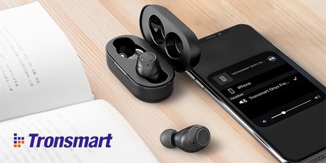 Tronsmart Onyx Free fülhallgató teszt – Kiemelkedő minőség és higiénia