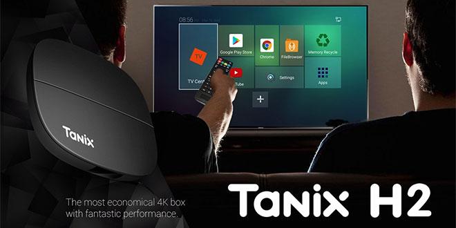 Tanix H2 TV Box teszt – Alacsony árfekvésű TV okosítás