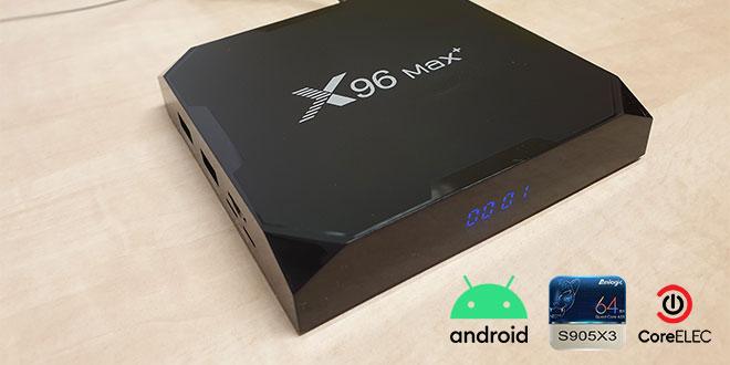 X96 MAX Plus TV Box teszt – A középkategória bajnoka hihetetlenül olcsó áron