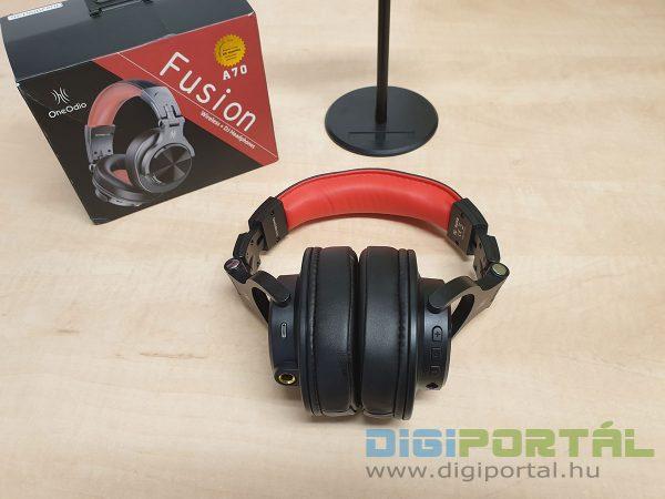 Az OneOdio A70 fejhallgató