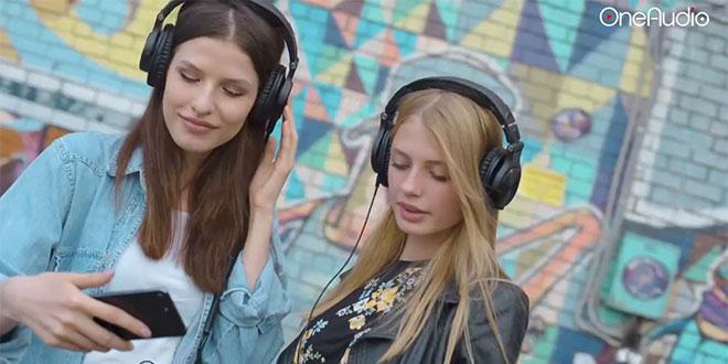 OneOdio A70 Bluetooth fejhallgató teszt – Minőségi füles, megfizethető áron