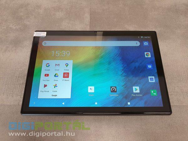 Android 10 operációs rendszer a tableten