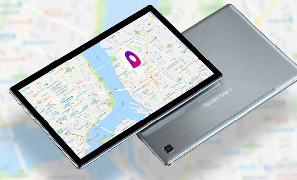 Teclast P20HD - GPS is van benne