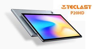 Teclast P20HD 4G tablet teszt
