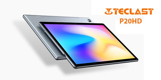Teclast P20HD tablet teszt – Ár-érték arányban a legjobb