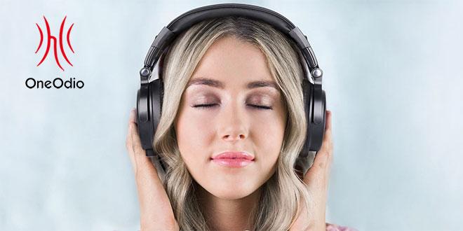 OneOdio Studio Pro C vezeték nélküli fejhallgató teszt – Kitűnő minőség, olcsó áron