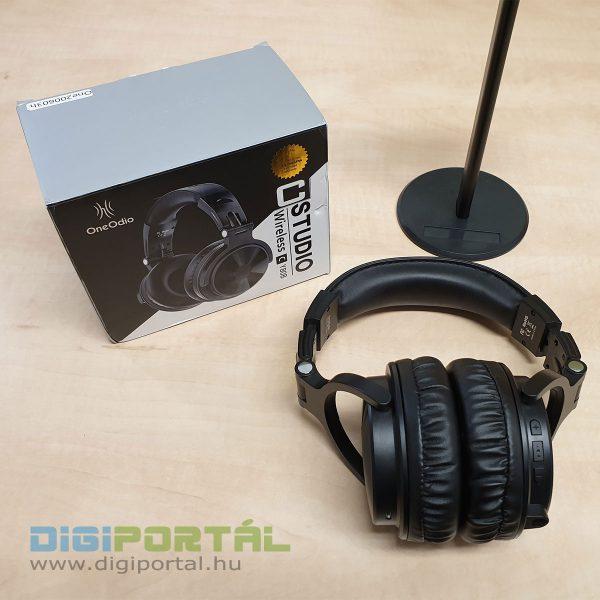 Az OneOdio Studio Pro C fejhallgató kialakítása