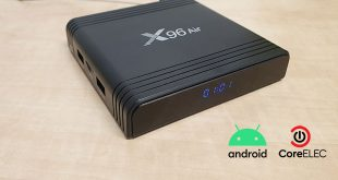X96 Air 4K Android TV Box teszt