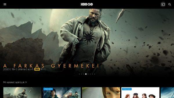 Az HBO GO is működik