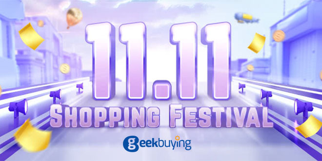 Geekbuying 11.11. 2020
