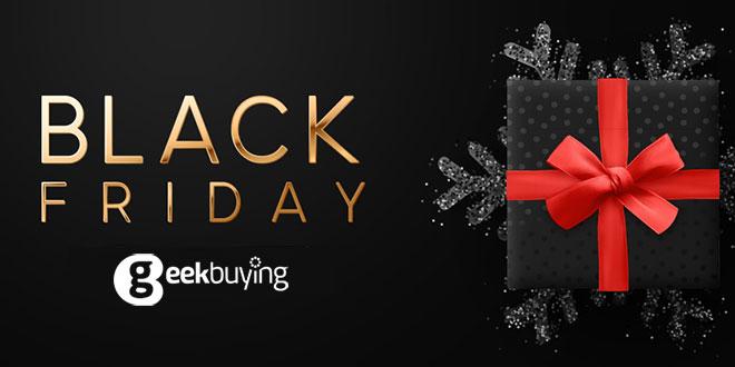 GeekBuying Black Friday