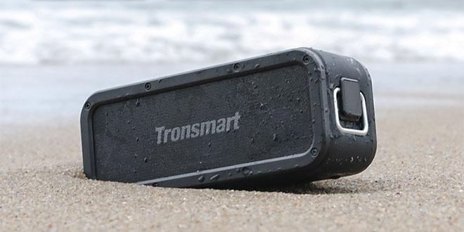 Tronsmart Element Force bluetooth hangszóró teszt – Brutális hordozható decibel bomba