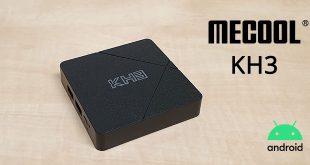 Mecool KH3 TV Box bemutató