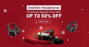 OneOdio Karácsonyi akciók