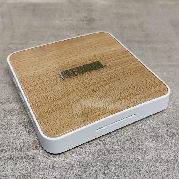 Mecool KM6 Deluxe Edition TV Box bemutató teszt