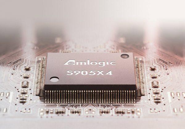 Az új Amlogic S905X4 CPU