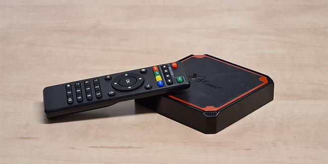 X96 mini+ Android TV Box bemutató teszt – Gazdaságos TV okosító megújult belsővel