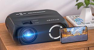 Blitzwolf BW-VP11 projektor teszt