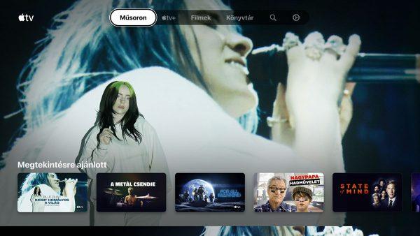 Az Apple TV is működik az új Chromecast-en