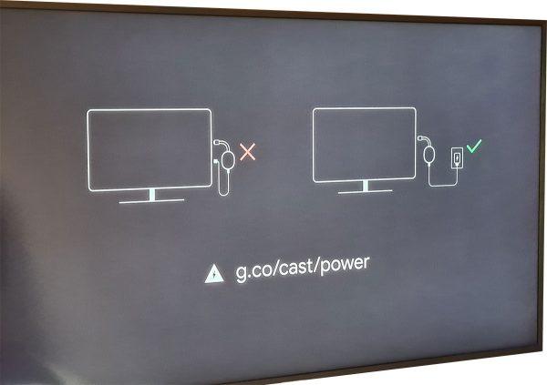 TV USB-n keresztül nem működik
