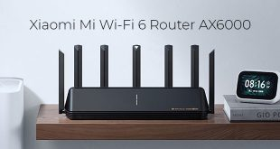 Xiaomi AX6000 AIoT WiFi 6 Router Bemutató