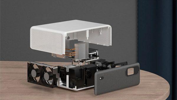 XIAOMI Mijia Lézer Projektor műszaki jellemzői