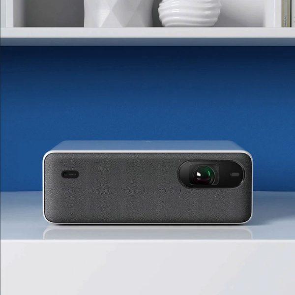 Xiaomi Mijia lézer projektor dizájnos kinézete